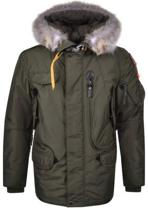Parajumpers Right Hand Man Jacket Green