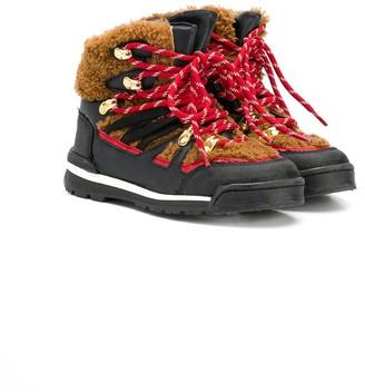 Stella McCartney hiking boots