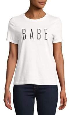 Vero Moda Babe Graphic Cotton Tee