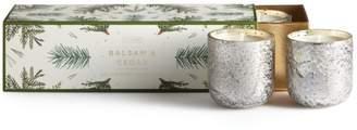 Balsam & Cedar Mini 3-Piece Mercury Candle Set
