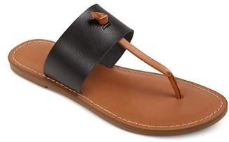 Merona Women's Malia Thong Sandals $19.99 thestylecure.com