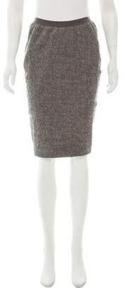 Rick Owens Knee-Length Pencil Skirt