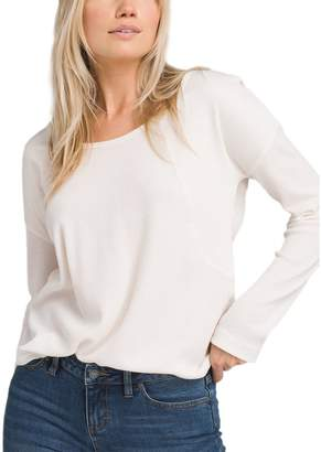 Prana Remi Waffle Pullover - Women's