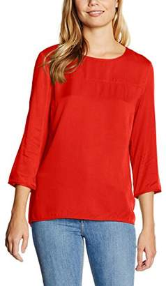 Marc O'Polo Women's 606086942343 Blouse, red Clay 314, 8 (Manufacturer Size:36)