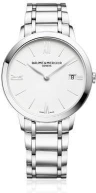 Baume & Mercier Classima 10356 Stainless Steel Bracelet Watch