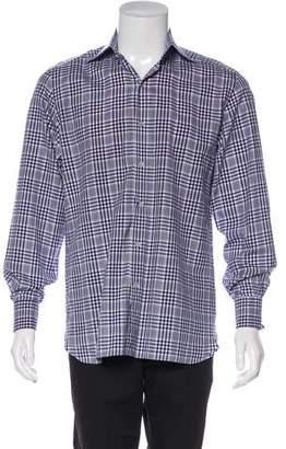 Tom Ford French Cuff Dress Shirt