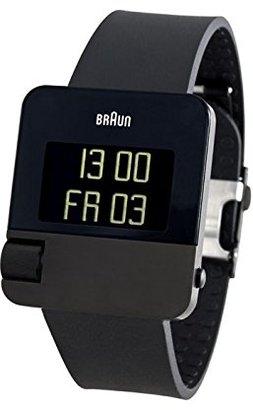 Braun Prestigeメンズデジタル腕時計