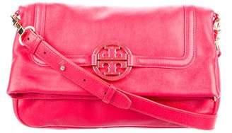Tory Burch Amanda Fold-Over Messenger Bag