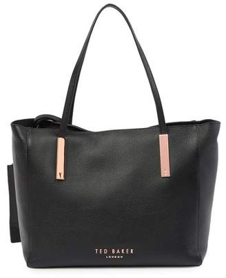 Ted Baker Sarahh Statement Letters Leather Shopper Tote