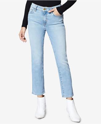 Sanctuary Cropped Straight-Leg Jeans