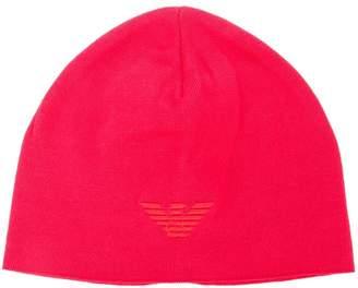 5f643d10dcc Armani Beanie Hats For Men - ShopStyle