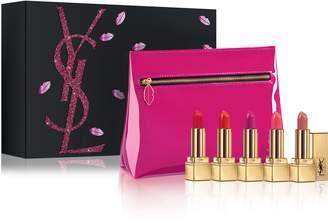 Saint Laurent Mini Rouge Pur Couture Lipstick Set