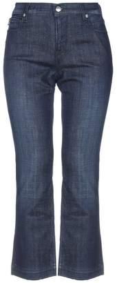 Love Moschino Denim trousers