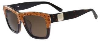 MCM Women's 56mm Retro Sunglasses $236 thestylecure.com