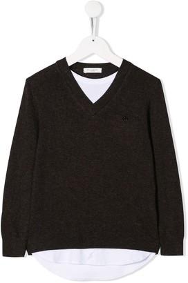 Paolo Pecora Kids Moro sweatshirt