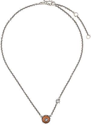 Bottega Veneta star pendant necklace