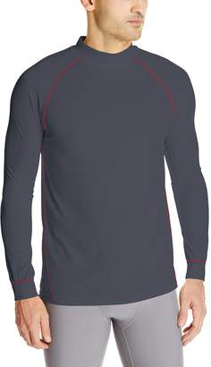 Wolverine Men's Tech Grid Performance Baselayer Long Sleeve Shirt