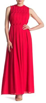 Ted Baker Origami Folded Maxi Dress