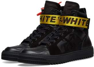 Off-White Off White Industrial Belt Hi Top Sneaker