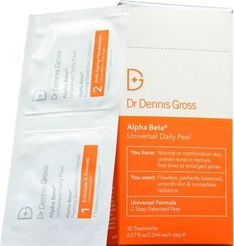 Dr. Dennis Gross Skincare Alpha Beta Universal Daily Peel 30 Days