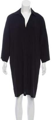 Vince Knee-Length Shirt Dress