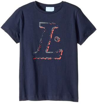 Lanvin Kids Print T-Shirt Boy's T Shirt