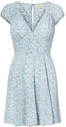 Ralph Lauren Denim & Supply Floral Cutout-Back Dress $98 thestylecure.com