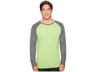 4Ward Clothing Long Sleeve Raglan Shirt - Reversible Front/Back