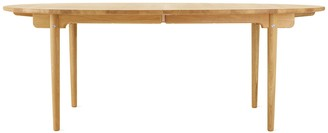 Design Within Reach CH338 Oiled Oak Extension Table
