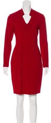 Yigal Azrouel Virgin Wool Dress