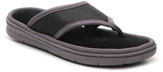 Dearfoams Nylon Thong Slipper - Women's
