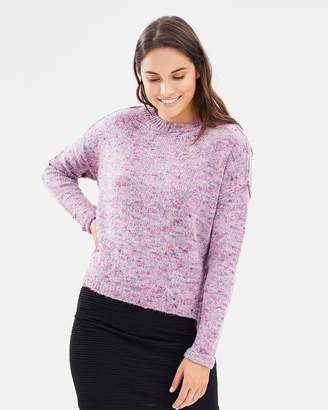 Vero Moda Mattea Long Sleeve O-Neck Knit
