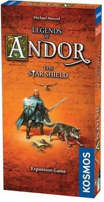 Boy's Thames & Kosmos 'Legends Of Andor - The Star Shield' Game Expansion Pack $19.95 thestylecure.com