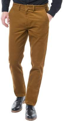 Fred Perry Mens Classic Cord Chinos Rubber