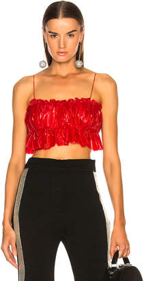 Ellery Opacity Ruched Bralette