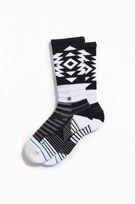 Stance Distances Crew Sock