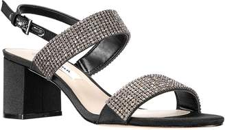 8967aa7d2513 Nina Block Heel Double Banded Sandals - Naomi