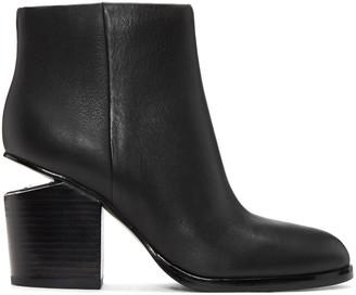 Alexander Wang Black Gabi Boots $650 thestylecure.com