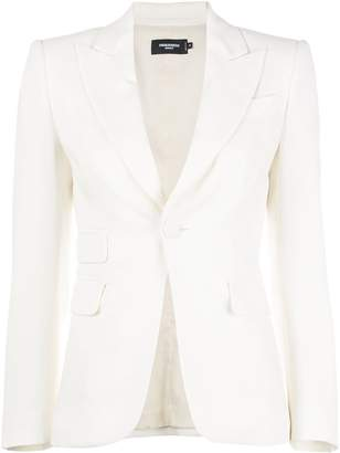 DSQUARED2 formal fitted blazer