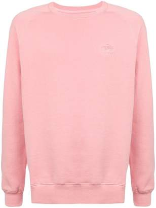 Dickies Construct long-sleeve fitted sweatshirt