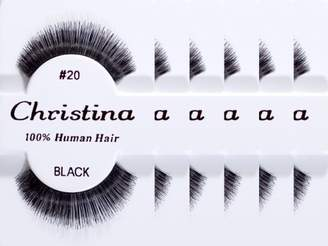 Christina 6packs Eyelashes - (Same factory & production line as Red Cherry)
