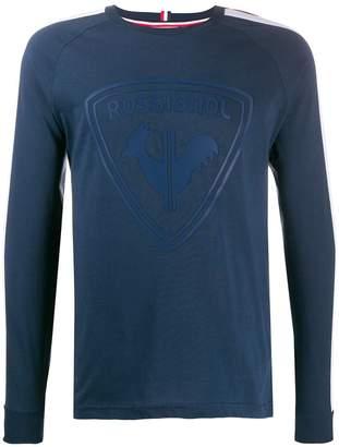 Rossignol logo print sweater