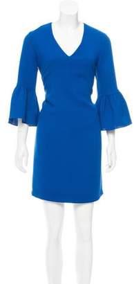 Alice & Trixie Bell Sleeve Mini Dress
