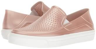 Crocs CitiLane Roka Metallic Slip-On Women's Slip on Shoes