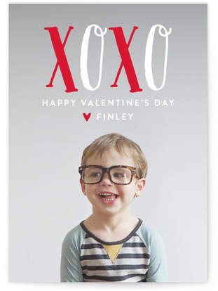 Playful Classroom Valentine's Day Cards