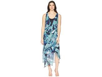 Nic+Zoe Leaf an Impression Dress Women's Dress