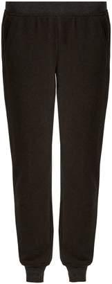 ATM Slim-leg cotton-blend track pants