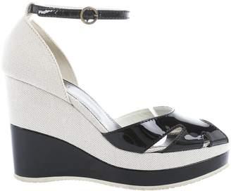 Hogan Cloth sandals