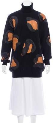 Marco De Vincenzo Wool Oversize Sweater