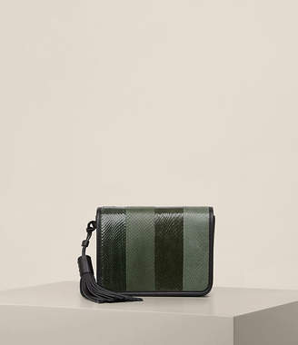 AllSaints Bansho Snake Shoulder Bag